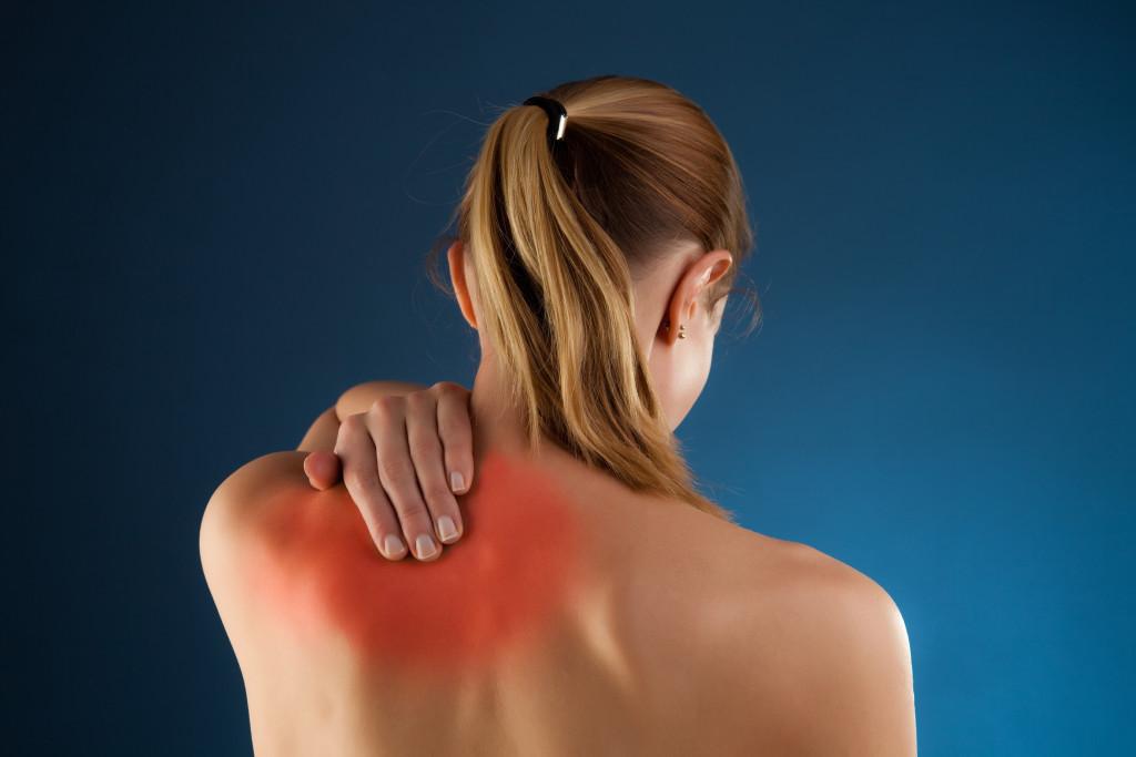 Боли в плечевом суставе лечение