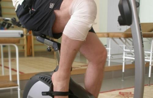 Как вести себя после эндопротезирования коленного сустава голеностопный сустав зудящая сыпь
