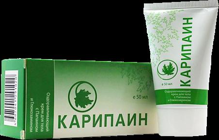крем карипаин