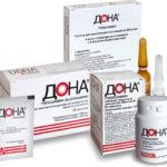 Лекарство Дона: когда назначают, противопоказания, дозировка, аналоги, цена и отзывы