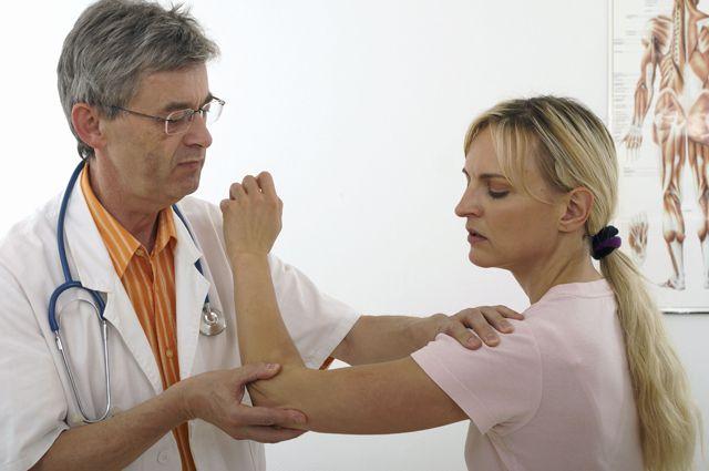 какой врач суставы