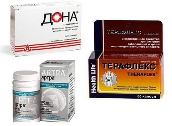 Лекарства для лечения артроза тазобедренного сустава