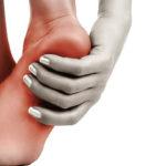 Пяточный бурсит: причины, симптомы, лечение