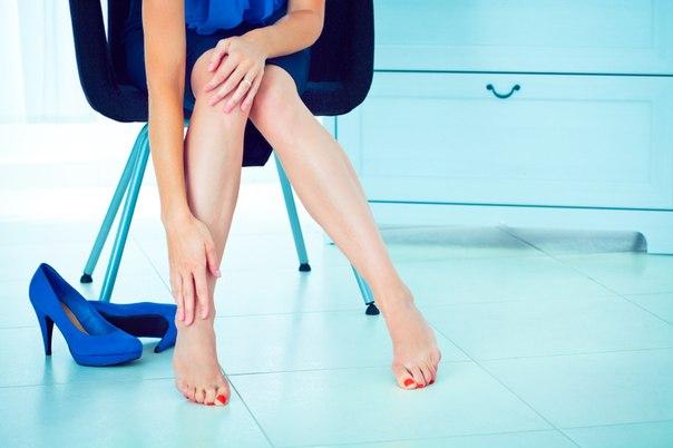Хруст в голеностопном суставе при ношении обуви на каблуке