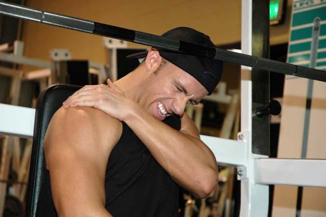 Травмы плеча и плечевого сустава у спортсменов