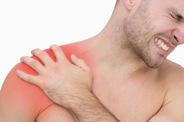 Хруст в плечевом суставе свидетельствует о патологическом процессе