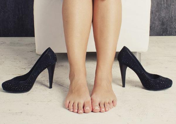 Причины артрита стопы