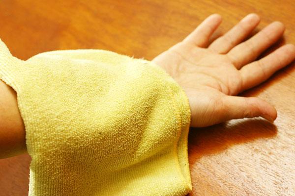 Компресс с димексидом при реактивном артрите