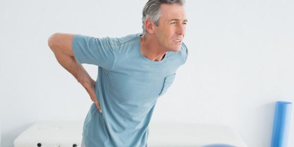 Спондилез пояснично-крестцового отдела позвоночника - боль в спине