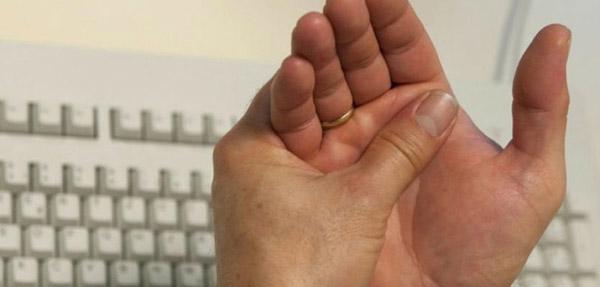 Артрит большого пальца руки