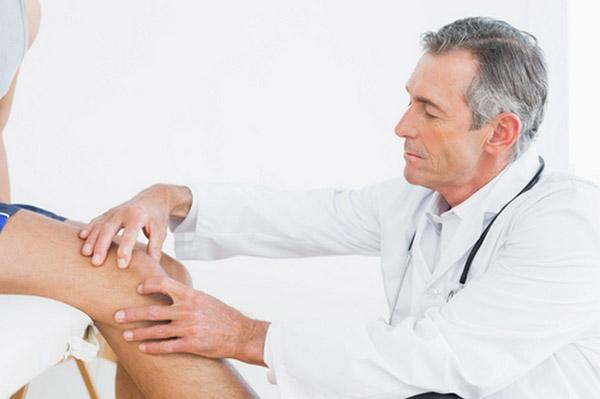 Лечение артрита колена