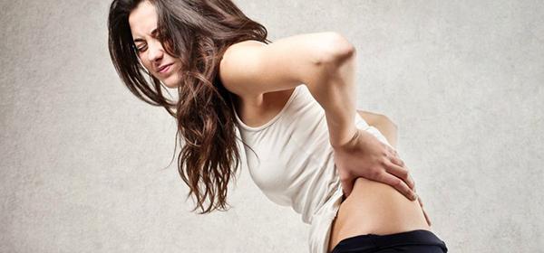 Прострел в спине при остеохондрозе