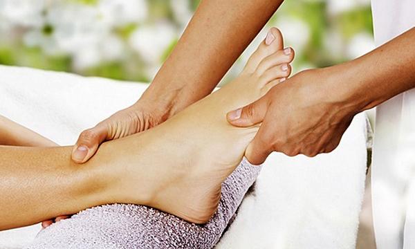 Як позбутися кісточки на ногах в домашних условиях