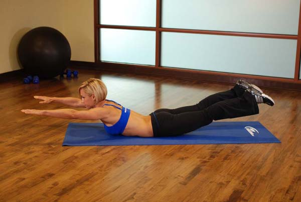 упражнения для спины фото сможет
