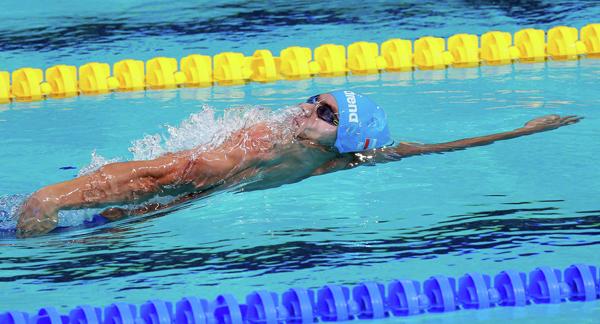 Плавание при грыже позвоночника