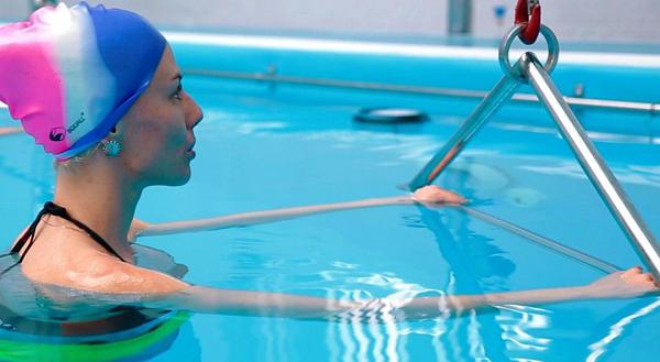 Аквааэробика комплексы для похудения уроки видео