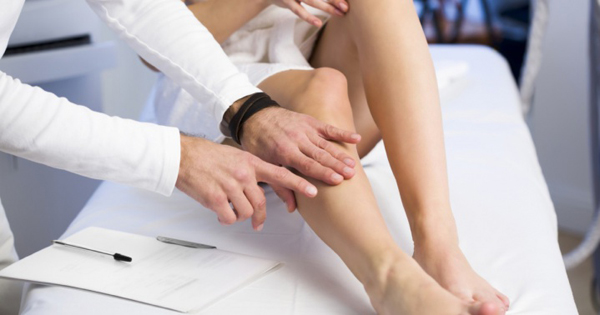 Диагностика причины онемения ног