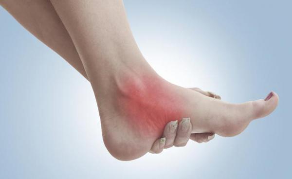 Опух голеностопный сустав цена мрт коленного сустава в новосибирске