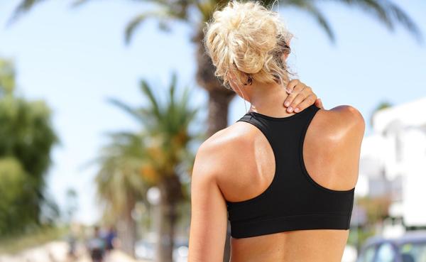 Корешковый синдром - боль в шее