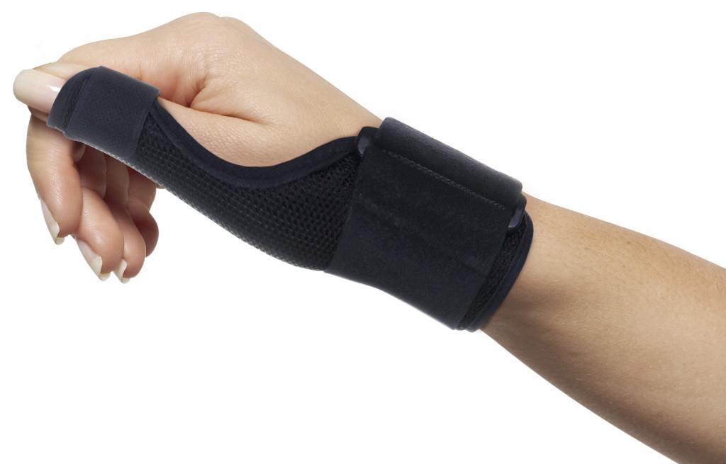 ортез на большой палец руки