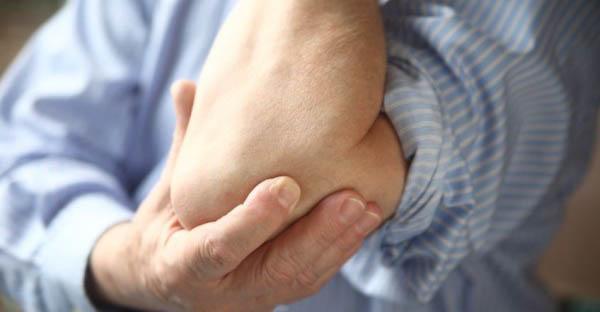 Боли в локтевых суставах