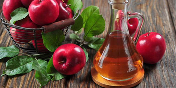 Яблочный уксус при бурсите