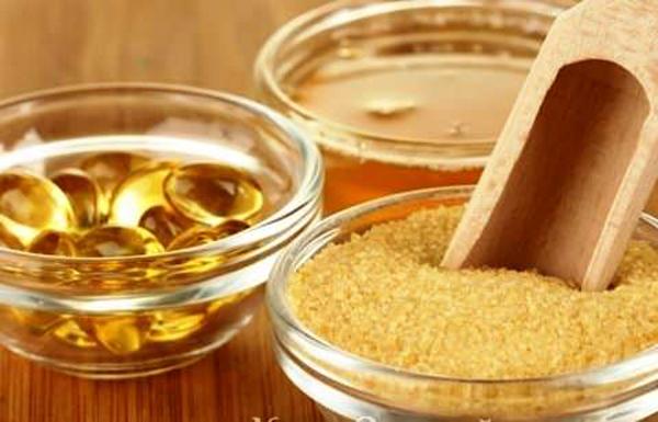 Народные средства лечения мед с желатином при боли в суставах