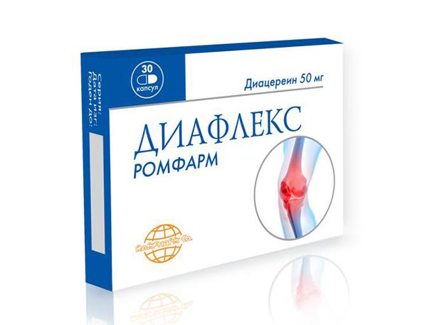 Диафлекс для лечения суставов