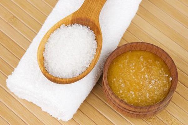 Мед и соль для лечения суставов