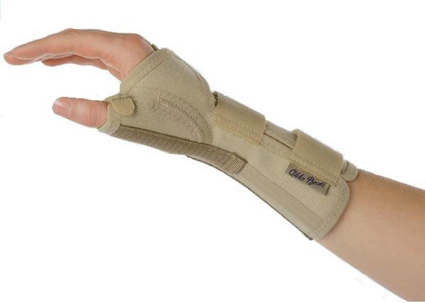 Ортез на руку при артрозе