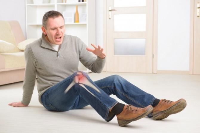 Болит колено при щелчках