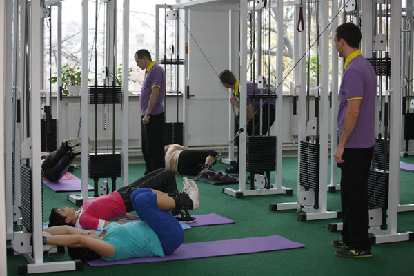 Упражнения после операции