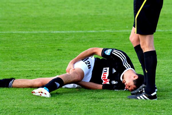 Травма у спортсмена