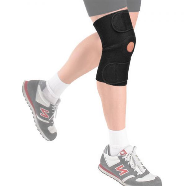 Суппорт на колено спортивный