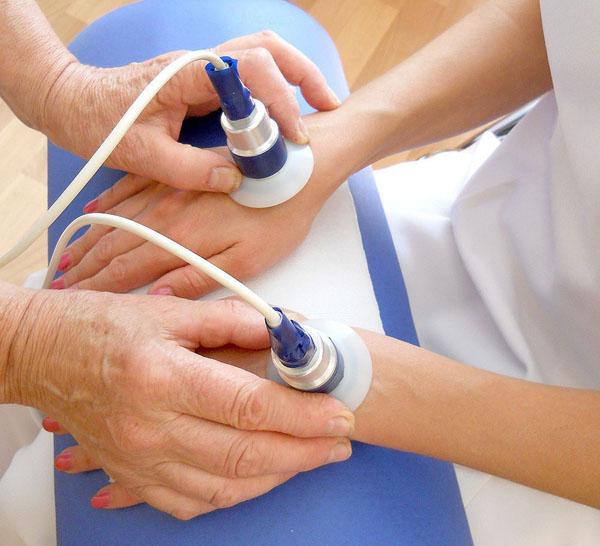 Физиотерапия при артрозе кистей рук