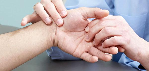 Боль при артрозе кисти руки