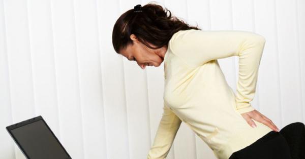 Болезнь Бехтерева боль в спине