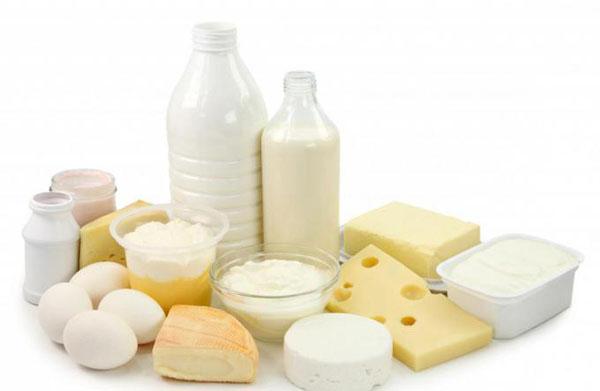 Молочные продукты при подагре