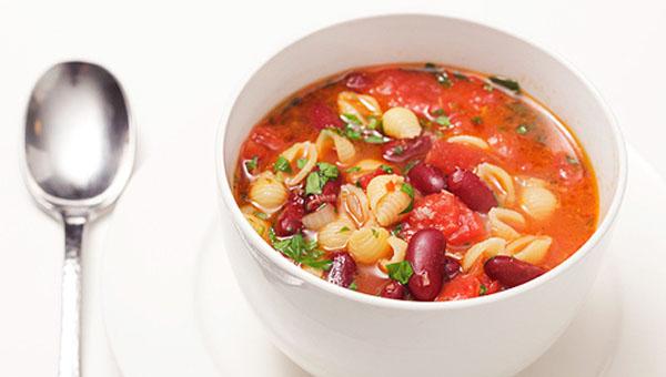 Фасолевый суп при остеопорозе у женщин