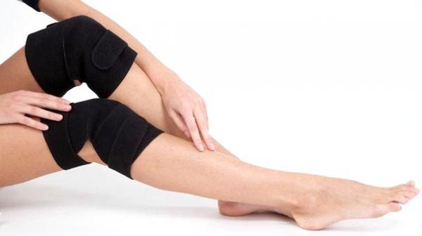 Турмалиновые наколенники при остеопорозе
