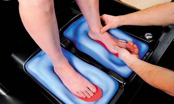 Ортопедические стельки при пяточной шпоре
