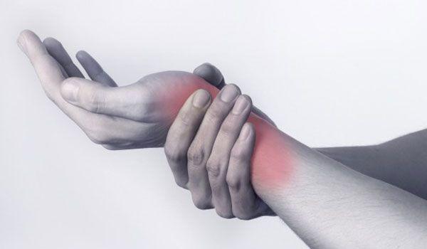 Боль при тендините кисти