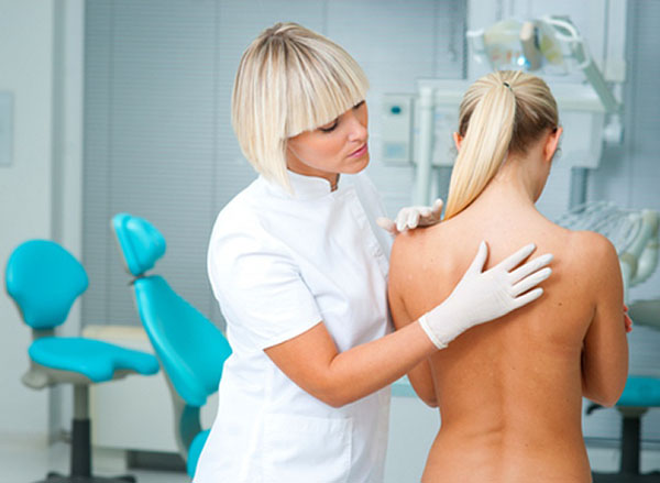 Спондилоартроз грудного отдела позвоночника осмотр