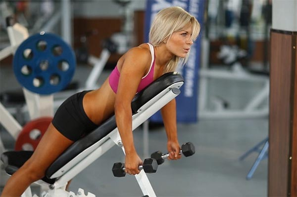 Силовые упражнения при сколиозе