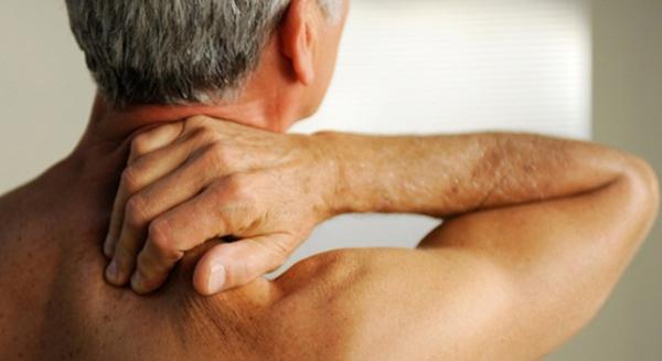 Боли при остеохондрозе