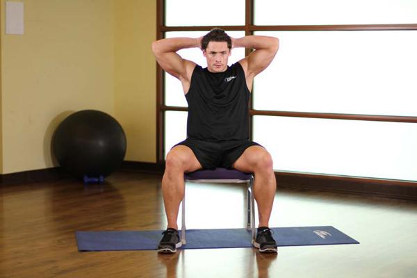 Упражнения при радикулите