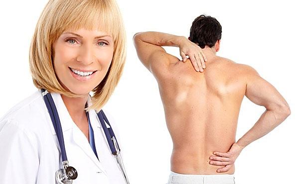 Лечение остеохондроза: реабилитация
