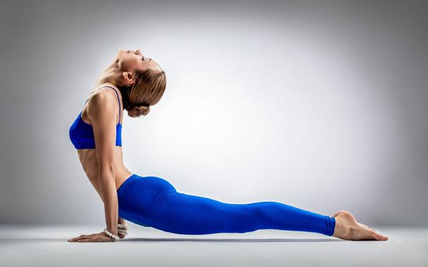 Йога и пилатес при остеохондрозе
