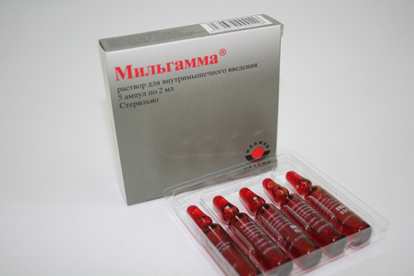 Мильгамма при остеохондрозе
