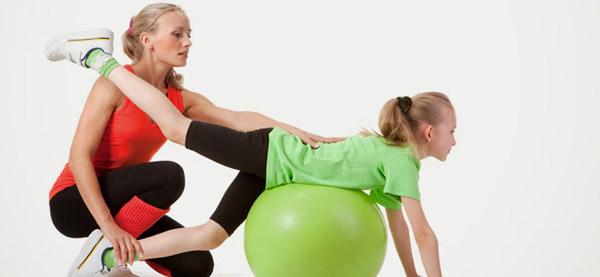 Упражнения для плоской спины